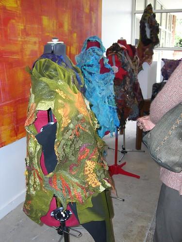 Fibre Forum - felting exhibition