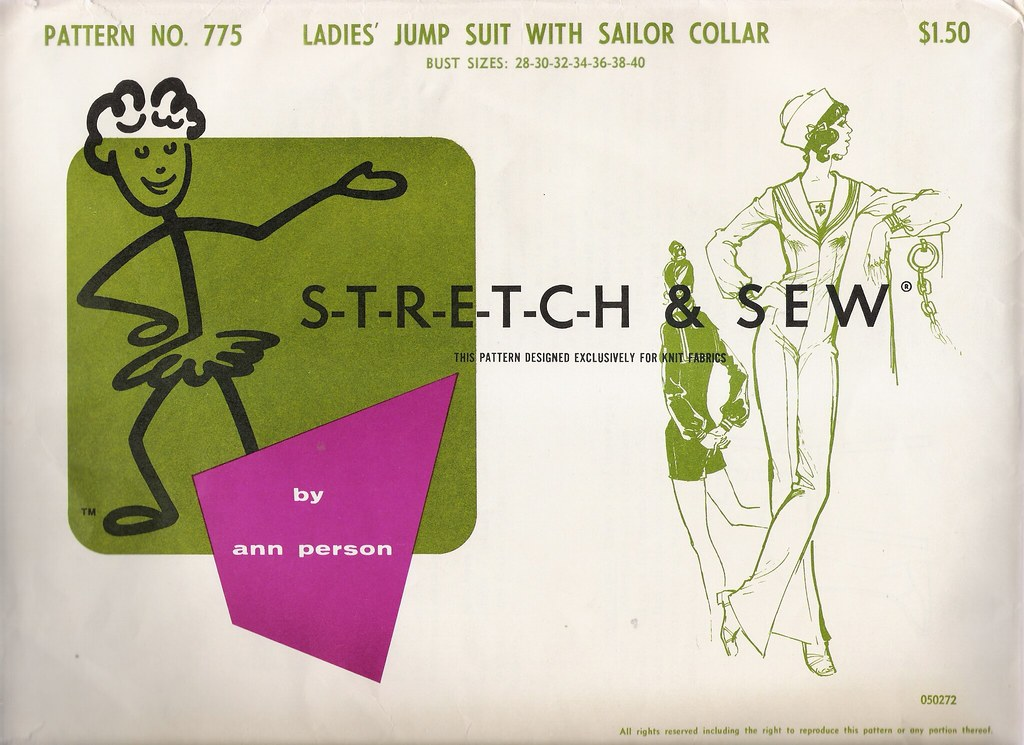 Stretch & Sew 775