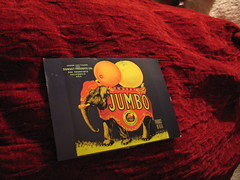 Jumbo, postcard from Ann Patchett, Minneapolis, Minnesota, September 2008, photo © 2008 by QuoinMonkey. All rights reserved.