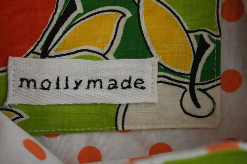 molly made tags