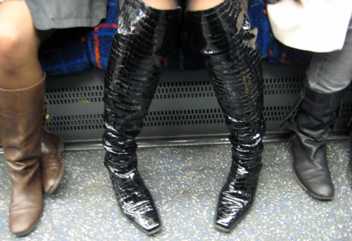 Tube Boots