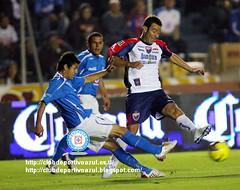 Cruz Azul VS. Atlante (ClubDeportivoAzul) Tags: azul cruz fútbol atlante