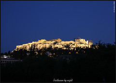 Acropolis by night (Parthenon) (D. Smixiotis) Tags: beautiful wonderful view unique gorgeous magic great athens best parthenon greece excellent lovely marvelous magnificent thebest splendid terrific  thebestof  canon40d    canon1785456is smixiotisdimitris smixiotis