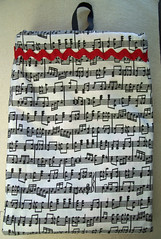 Music pouch