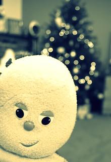 Iggle Piggle Christmas Bokeh?