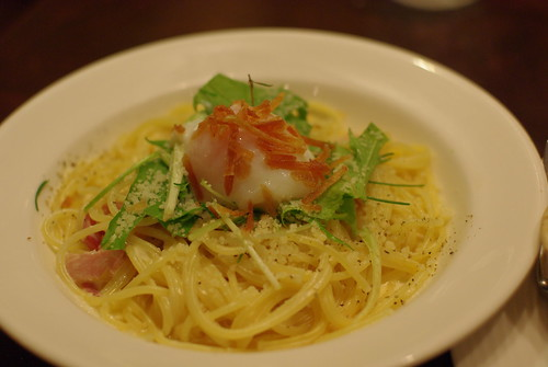 Carbonara by PENTAX K-m 43mm limited
