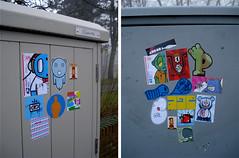 Sticker Combo by Earworm & iRule. (Waattt?) Tags: sticker stickers aurora atv greed irule combo combos bearbear elna mrp earworm lukedaduke riot68 disturbo stickathing ceito wojofoto agebee