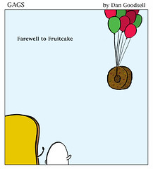 Farewell to Fruitcake