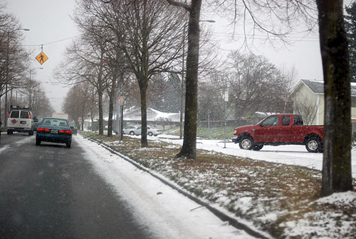 12/17 snowy streets