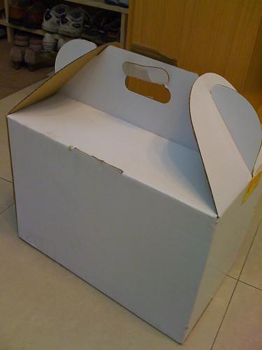 這是什麼箱子啊?