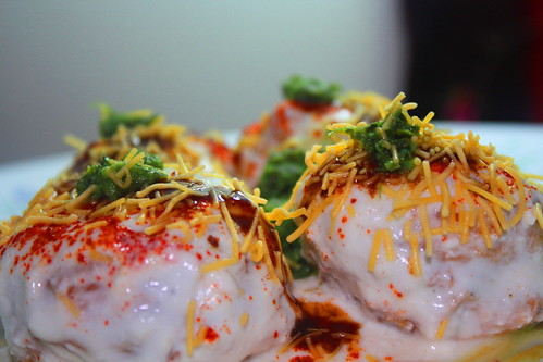 how to make dahi bhalla at home in hindi