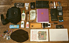 8/365; What's in my bag.