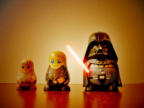 Dark Side Matrioska