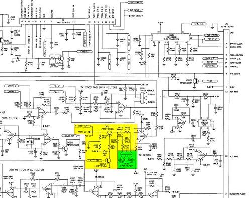 Schematic GM300 JU651