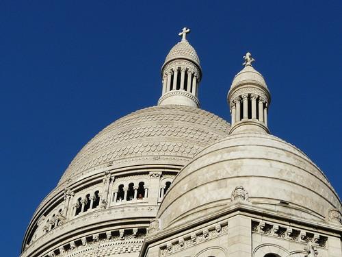 Cúpules del Sacré Coeur