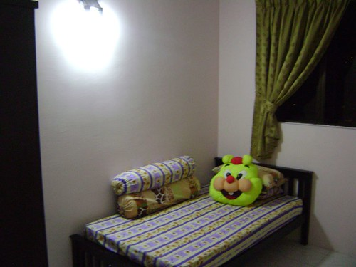 Sister's bedroom
