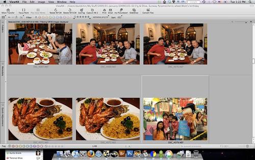 Nikon D90 RAW / NEF thumbnails in ViewNX