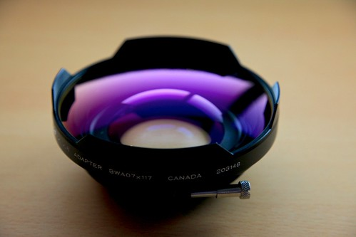 Cavision 0.42X SUPER WIDE ANGLE ADAPTER 72mm