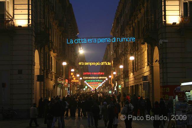 Vía Garibaldi. © Paco Bellido, 2009