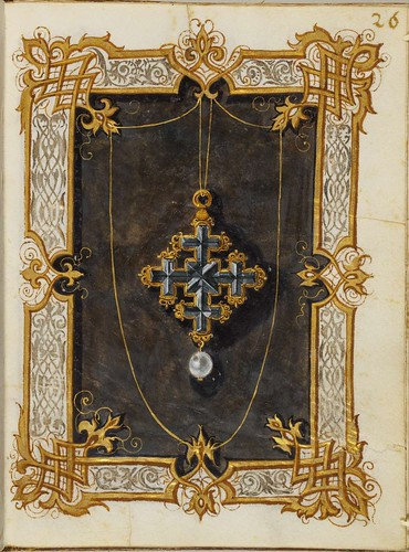 Jewel Book of the Duchess Anna of Bavaria (1550s) i