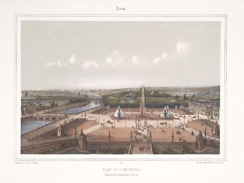000-Paris-Plaza de la Concordia 1858