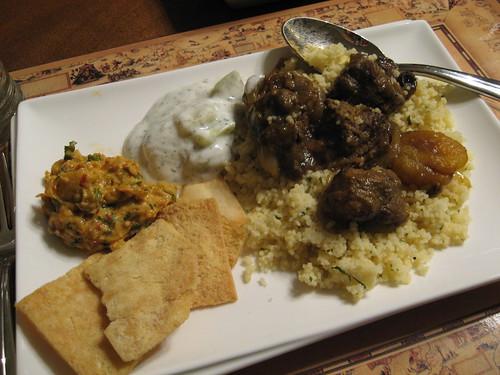 African Dinner