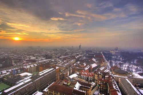 Torino dall'alto 2 by Spirok82