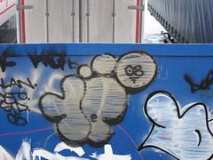 10FOOT (Brighton Rocks) Tags: graffiti brighton blackrock 10foot