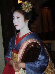 Michyuki pine: Hisano (Tahanala) Tags: flower kyoto maiko geiko hana geisha hairpin tsumami hanamachi kanzashi hairornament hanakanzashi karyukai tsumamikanzashi