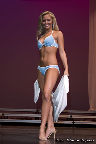 Miss Teen USA 2009 Swimsuit