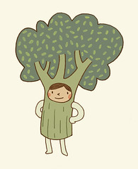 Broccoli kid