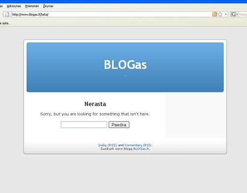 blogas_beta