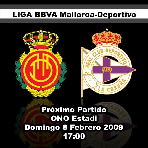 partido Mallorca Deportivo