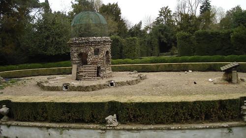 Il giardino dei conigli Villa Barbarigo