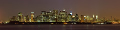 Manhattan From the Lower Harbor (TomBrooklyn) Tags: