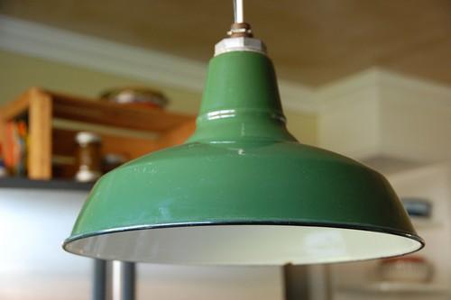 new kitchen light