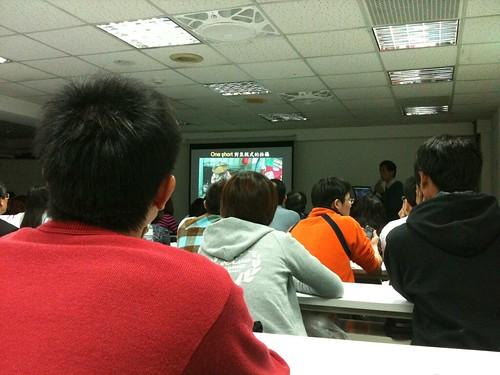 台北攝影學會的攝影課