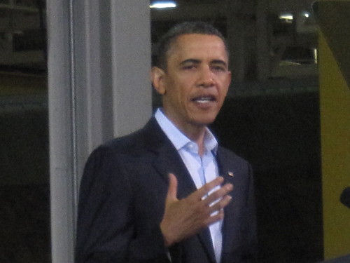 Obama, From FlickrPhotos