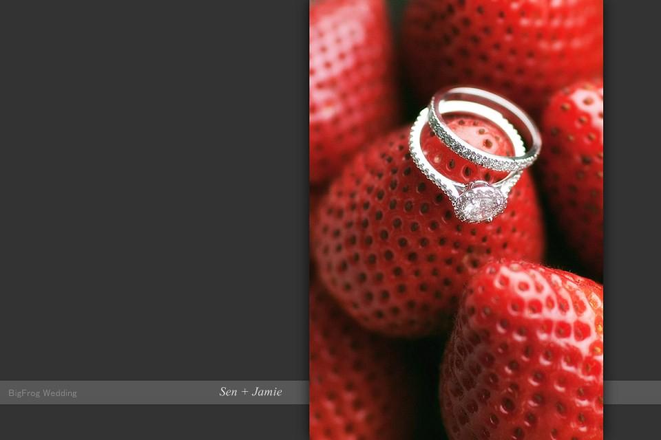 婚禮攝影 Sen+Jamie @君悅