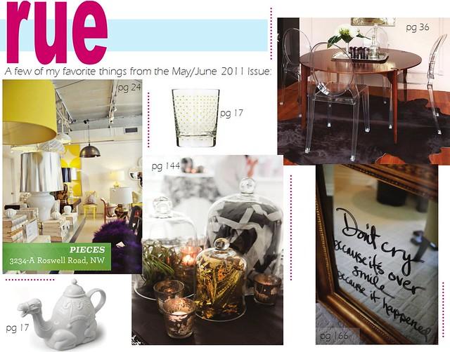 rue mag may - june 2011