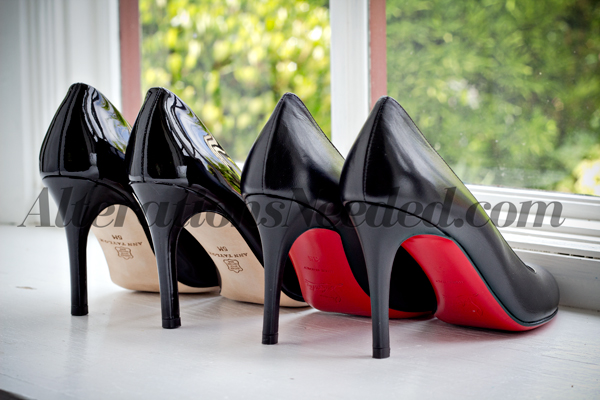 christian louboutin fifi vs simple pump