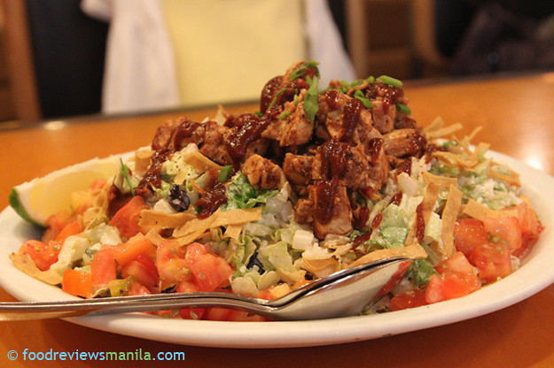 CPK Original BBQ Chicken Chopped Salad
