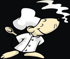 Duduxinho (Duduxo) Tags: brazil minasgerais brasil cheese mouse gourmet rato cheirando cozinheiro juizdefora alimentos pãodequeijo ratinho duduxinho duduxo