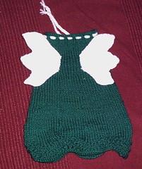 green fairy 3 (myril) Tags: knit fairy knitty