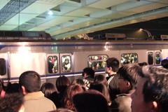 台灣燈會南科站 區間沙丁車