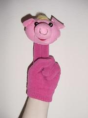 Glove Piggy (1)