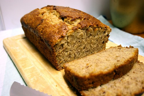 Improved banana bread 3