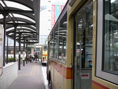平塚駅バス停