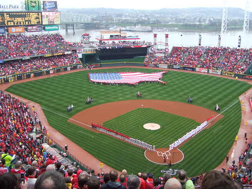 opening day reds  tickets