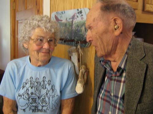 Ruth & Dad (Aunt John & Al)